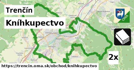 ilustračný obrázok k Kníhkupectvo, Trenčín