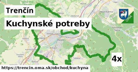 ilustračný obrázok k Kuchynské potreby, Trenčín