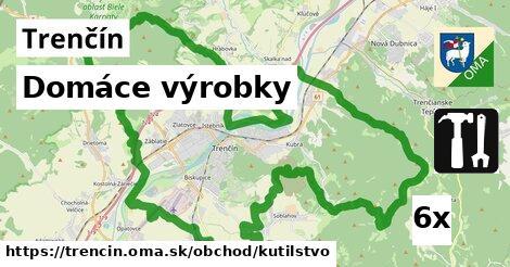 ilustračný obrázok k Domáce výrobky, Trenčín
