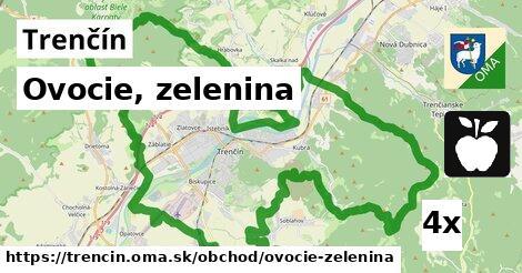 ilustračný obrázok k Ovocie, zelenina, Trenčín