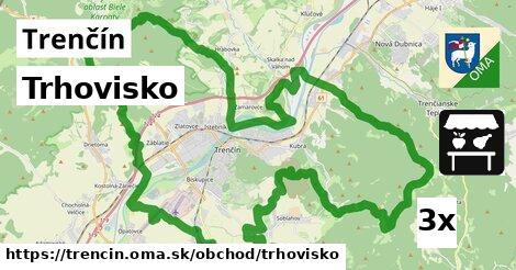 ilustračný obrázok k Trhovisko, Trenčín