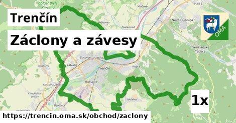 ilustračný obrázok k Záclony a závesy, Trenčín