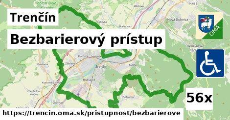 ilustračný obrázok k Bezbarierový prístup, Trenčín