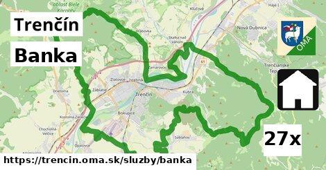 ilustračný obrázok k Banka, Trenčín
