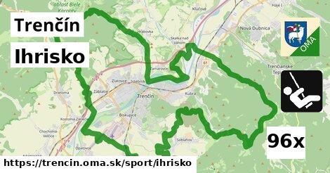 ilustračný obrázok k Ihrisko, Trenčín