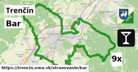 ilustračný obrázok k Bar, Trenčín