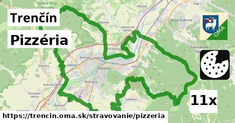 ilustračný obrázok k Pizzéria, Trenčín