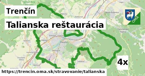 ilustračný obrázok k Talianska reštaurácia, Trenčín