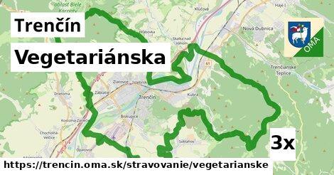 ilustračný obrázok k Vegetariánska, Trenčín