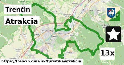 ilustračný obrázok k Atrakcia, Trenčín