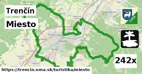 ilustračný obrázok k Miesto, Trenčín