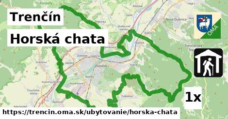 ilustračný obrázok k Horská chata, Trenčín