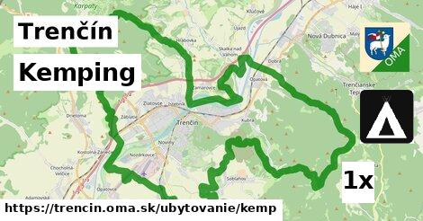 ilustračný obrázok k Kemping, Trenčín