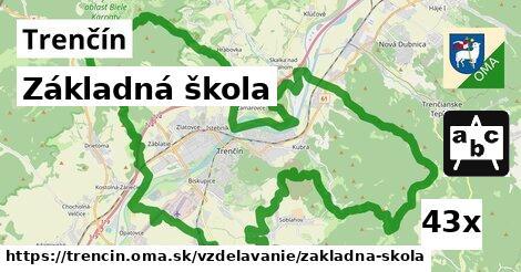 ilustračný obrázok k Základná škola, Trenčín