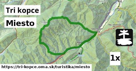 ilustračný obrázok k Miesto, Tri kopce