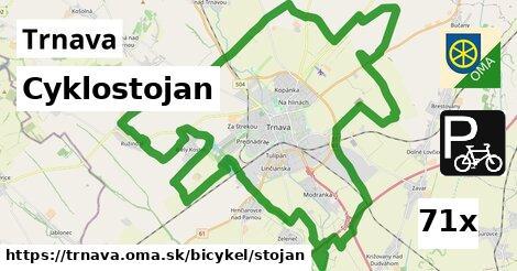 Cyklostojan, Trnava