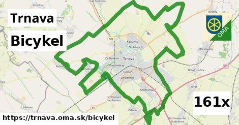 bicykel v Trnava