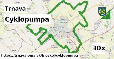 cyklopumpa v Trnava