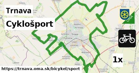cyklošport v Trnava