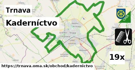 kaderníctvo v Trnava