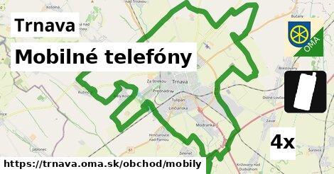 mobilné telefóny v Trnava