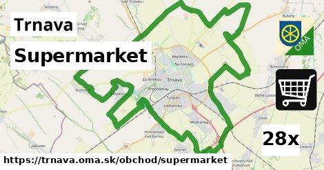 ilustračný obrázok k Supermarket, Trnava
