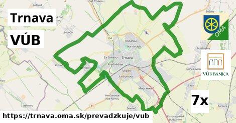 ilustračný obrázok k VÚB, Trnava
