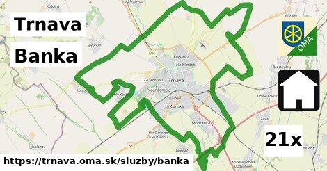 ilustračný obrázok k Banka, Trnava
