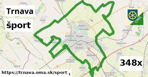 šport v Trnava