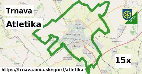 atletika v Trnava