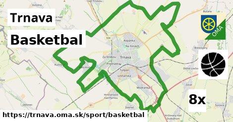 ilustračný obrázok k Basketbal, Trnava