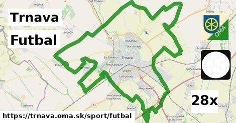 ilustračný obrázok k Futbal, Trnava
