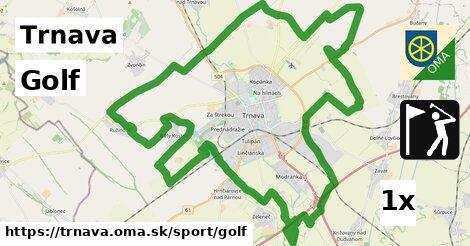 golf v Trnava