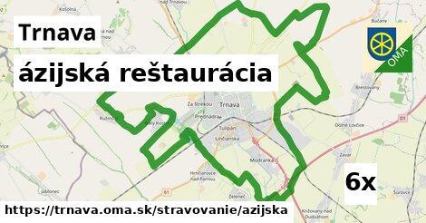 ázijská reštaurácia, Trnava