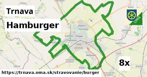 hamburger v Trnava