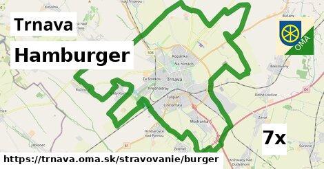 ilustračný obrázok k Hamburger, Trnava