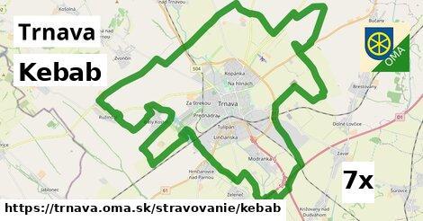 kebab v Trnava