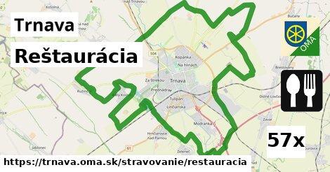 reštaurácia v Trnava