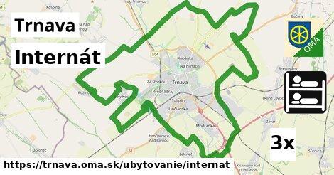 internát v Trnava