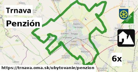 penzión v Trnava