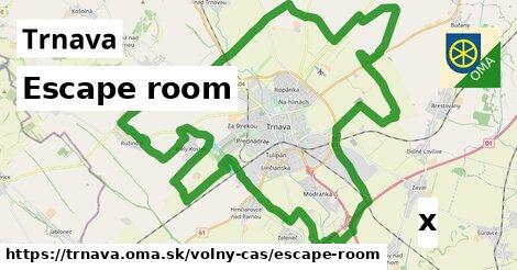 ilustračný obrázok k Escape room, Trnava