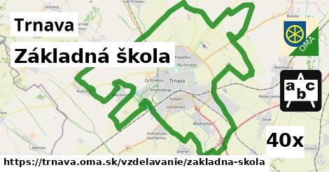 ilustračný obrázok k Základná škola, Trnava