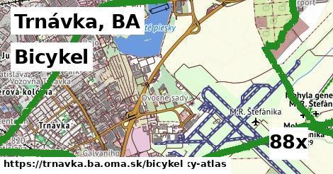 bicykel v Trnávka, BA