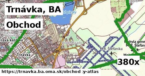obchod v Trnávka, BA