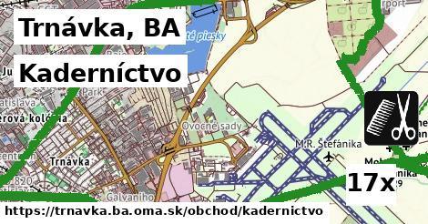 kaderníctvo v Trnávka, BA