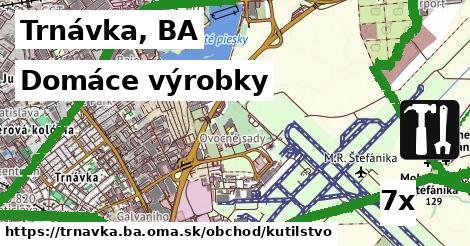 domáce výrobky v Trnávka, BA