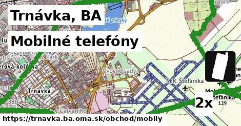 mobilné telefóny v Trnávka, BA