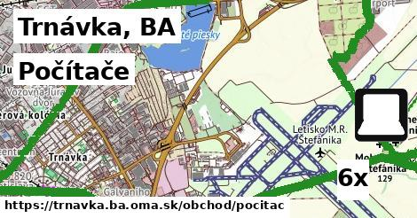 počítače v Trnávka, BA