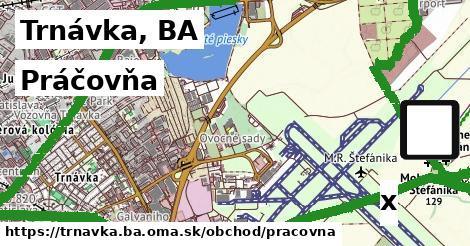 práčovňa v Trnávka, BA