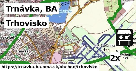trhovisko v Trnávka, BA